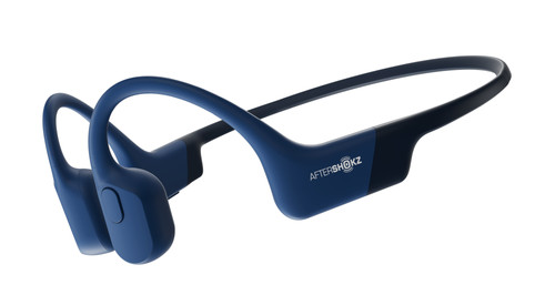 Aftershokz Aeropex Blauw Main Image