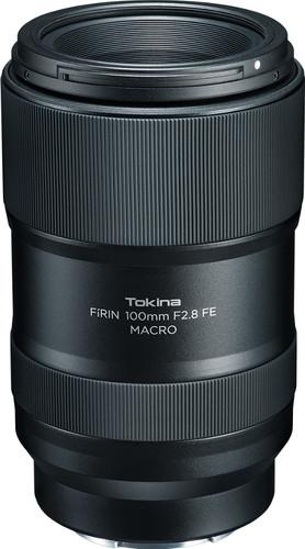 Tokina FiRIN 100mm F2.8 FE Sony Main Image