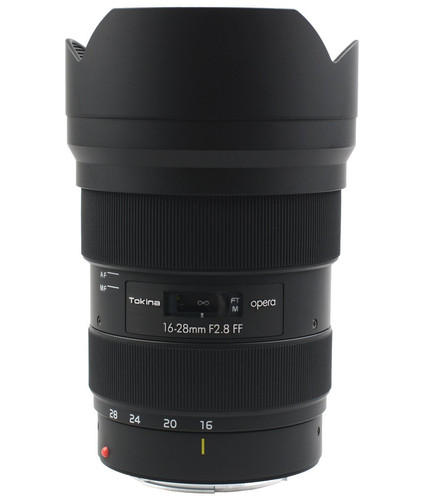Tokina Opera 16-28mm F2.8 FF CEF Main Image