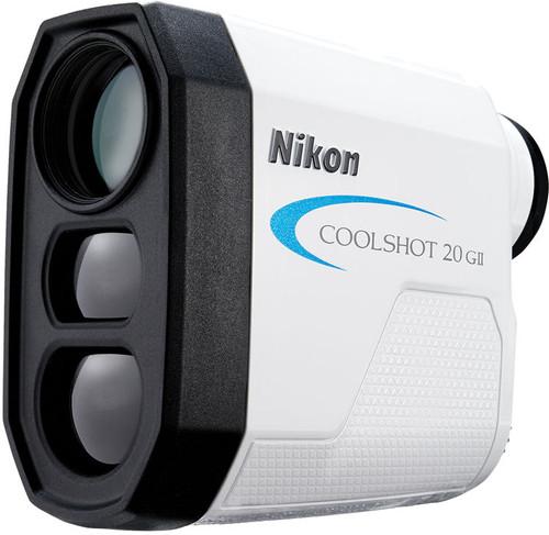 Nikon COOLSHOT 20 GII Laser Rangefinder Main Image