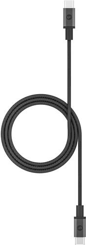 Mophie Usb C naar Usb C Kabel 1.5m Zwart Main Image
