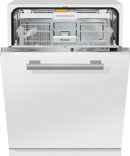 Miele G 6060 SCVi Cleansteel / Inbouw / Volledig geintegreerd / Nishoogte 80,5 - 87 cm Main Image