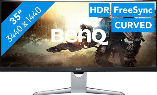 BenQ EX3501R Main Image