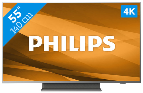 Philips 55PUS7504 - Ambilight Main Image