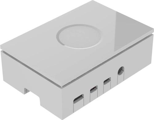 Multicomp Pro Raspberry Pi 4 behuizing - Wit Main Image