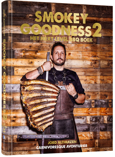 Smokey Goodness 2 - Het Next Level Barbecueboek Main Image
