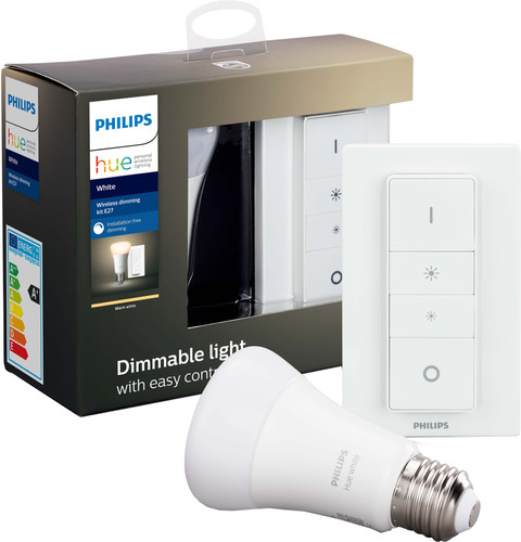 Philips Hue White Draadloze Dimmerset Bluetooth Main Image