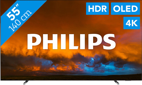 Philips 55OLED804 - Ambilight Main Image
