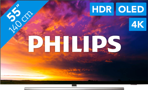 Philips 55OLED854 - Ambilight Main Image
