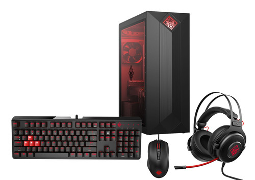 HP Omen 875-0500nd set-up Main Image