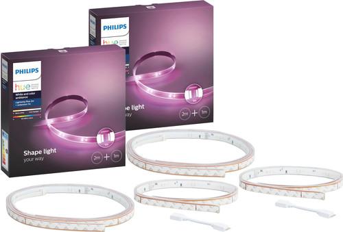 Philips Hue Lightstrip Plus 2m + 1m Duo Pack Main Image