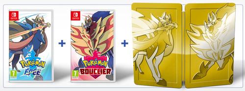 Duopakket Pokémon Sword + Pokémon Shield Main Image