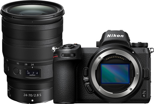 Nikon Z6 + FTZ Adapter + Nikkor Z 24-70mm f/2.8 S. Main Image