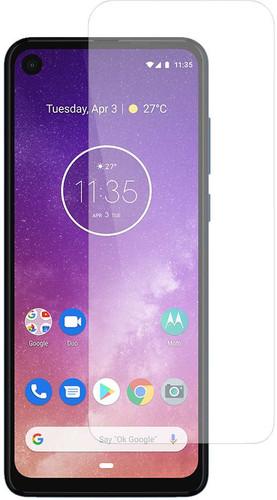 Just in Case Gehard Glas Screenprotector Motorola One Vision Main Image