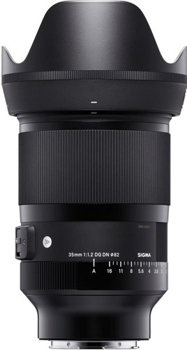 Sigma 35mm f/1.2 ART DG DN Sony E Main Image