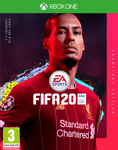 FIFA 20: Champions Edition Xbox One Main Image