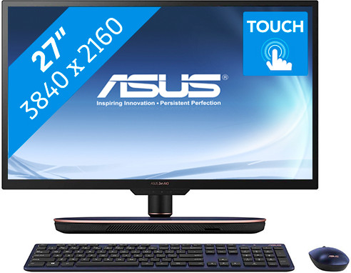 Asus All-in-One Z272SDT-BA164T Main Image