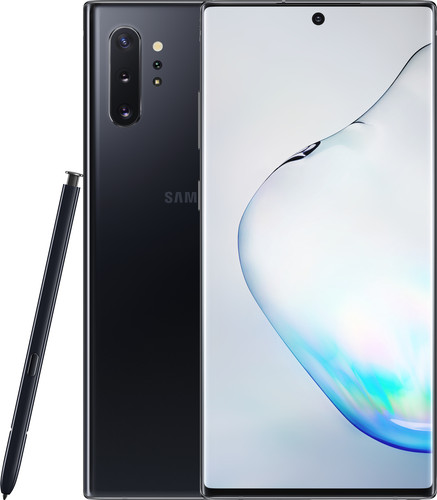 Samsung Galaxy Note 10 Plus 256GB Zwart Main Image