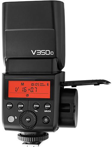 Godox Speedlite Ving V350C Canon Main Image