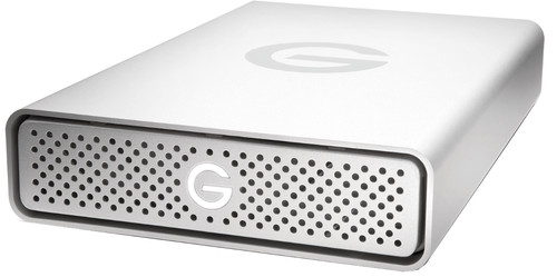 G-Technology G-Drive 6TB Zilver Main Image