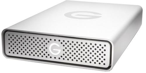 G-Technology G-Drive 10TB Zilver Main Image