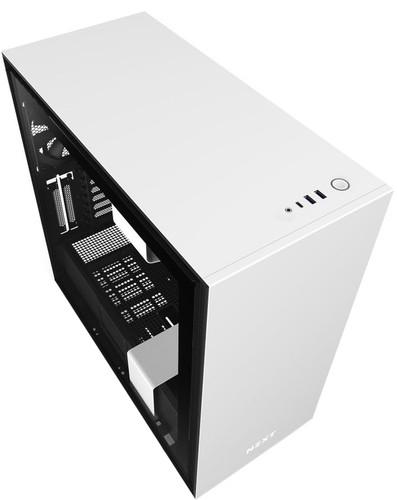 NZXT H710 White/Black Main Image