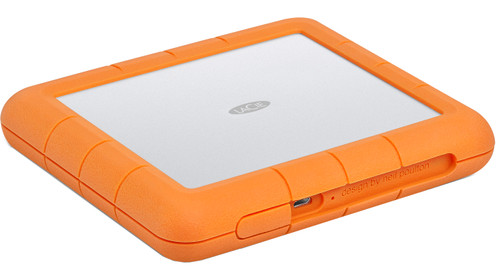 LaCie Rugged RAID Shuttle 8TB Main Image