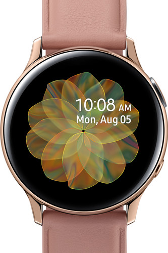 Samsung Galaxy Watch Active2 Rose Goud 40 mm RVS Main Image