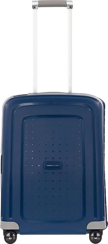 Samsonite S'Cure Spinner 55cm Dark Blue Main Image