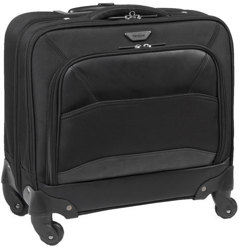 "Targus Mobile VIP 15.6"" Laptop Roller Black Main Image"