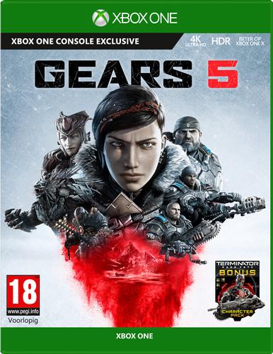 Gears 5 Xbox One Main Image