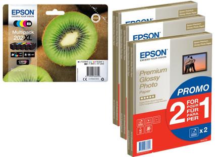 Epson 202XL Value Pack Main Image