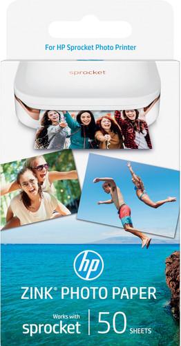 HP ZINK Fotopapier voor Sprocket 50 vel Main Image