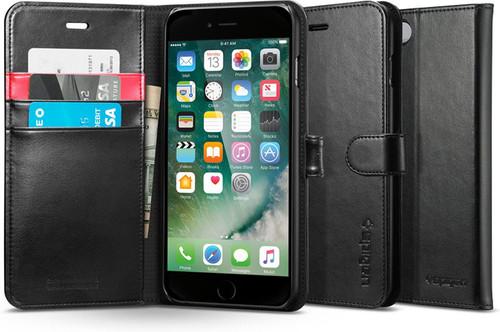 Spigen Wallet S Apple iPhone 7/8 Black Main Image
