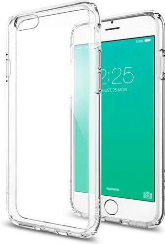 Spigen Ultra Hybrid Apple iPhone 6/6s Transparant Main Image