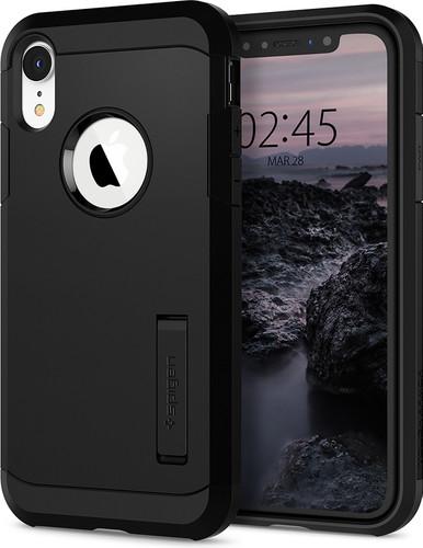 Spigen Tough Armor iPhone Xr Back Cover Black Main Image