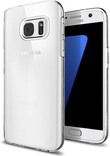 Spigen Liquid Crystal Samsung Galaxy S7 Transparent Main Image