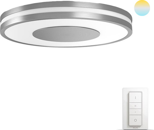 Philips Hue Being Plafondlamp Aluminium Main Image