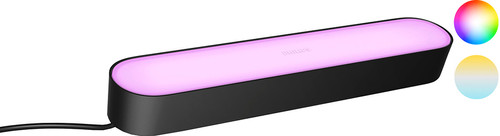 Philips Hue Play Light Bar White & Color Black 1 Unit Main Image
