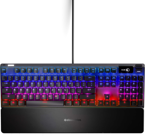 SteelSeries Apex Pro Gaming Toetsenbord QWERTY Main Image