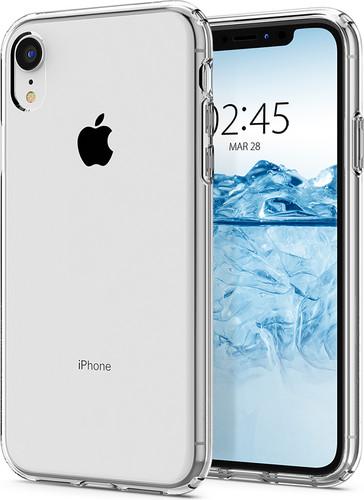 Spigen Liquid Crystal iPhone Xr Back Cover Transparent Main Image