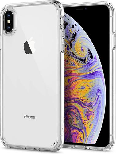 Spigen Ultra Hybrid iPhone Xs Max Back Cover Transparant Main Image