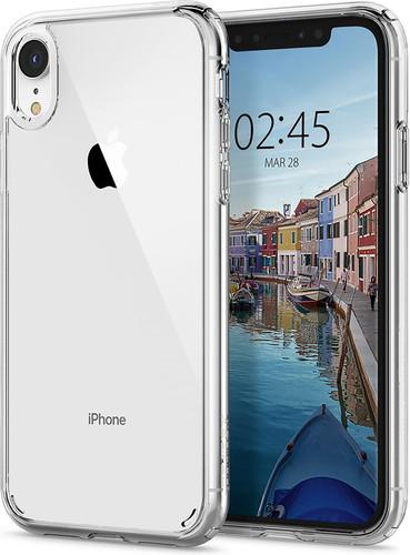Spigen Ultra Hybrid iPhone Xr Back Cover Transparant Main Image