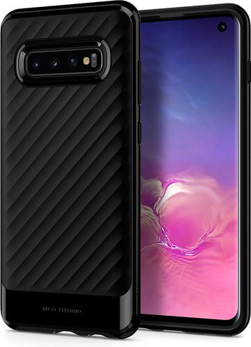 Spigen Neo Hybrid Samsung Galaxy S10 Back Cover Zwart Main Image