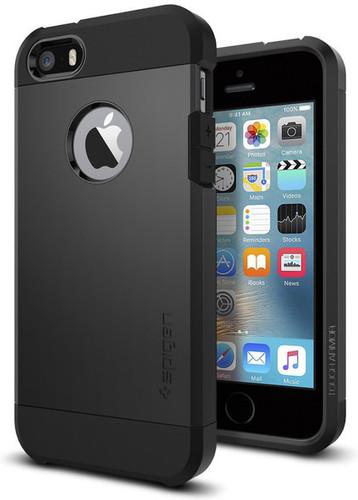 Spigen Tough Armor Apple iPhone 5/5S/5SE Black Main Image