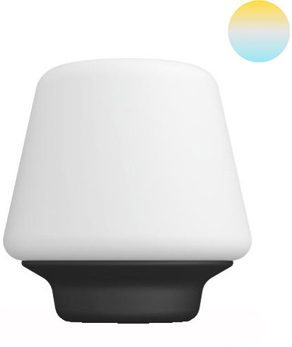 Philips Hue Wellness Zwart Main Image