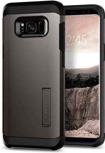Spigen Tough Armor Samsung Galaxy S8 Back Cover Gray Main Image