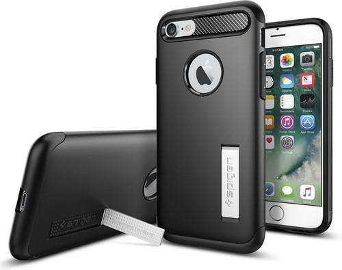 Spigen Slim Armor Apple iPhone 7/8 Zwart Main Image