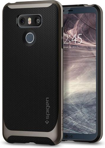Spigen Neo Hybrid LG G6 Back Cover Grijs Main Image