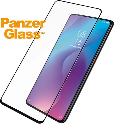 PanzerGlass Case Friendly Xiaomi Mi 9T Screenprotector Glas Zwart Main Image